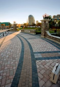 Unilock - Victoria Park with Series 3000 paver