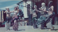Old School Belly Dance: San Francisco Dance Troupe Pics by Larissa Archer