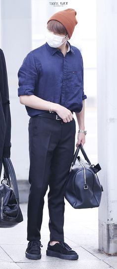 Jungkook #airport fashion © TIGERLILY | Do not edit