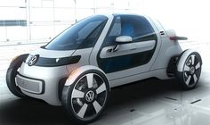 Volkswagen takes another shot at single-seat mobility with Frankfurt-bound Nils concept