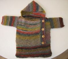 I'd love to learn to knit and make one of these for my little guy.