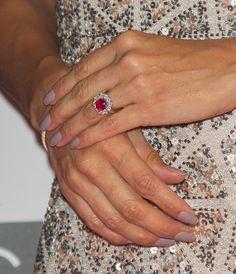 1000 ideas about eva longoria engagement ring on pinterest ruby