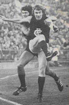 Trevor Keogh - 208 games Carlton Football Club, Challenge Cup, You Rock, Go Blue, Champion, Blues, History, Australia, Sport