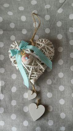Fiocco nascita bimbo fatto a mano da Laura Silvia. Per qualsiasi informzione pagina fb Hobby di cuore.