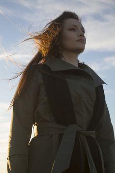 Untitled on Three Penta Stavanger, Norway, Third, Raincoat, Fashion, Rain Jacket, Moda, Fashion Styles