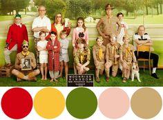 Great color pallets
