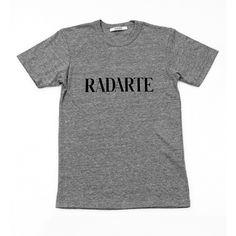 hearty magazine | Rodarte is Rad ❤ liked on Polyvore featuring t-shirts