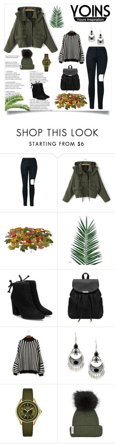 """Untitled #734"" by suad-nisveta-mesic ❤ liked on Polyvore featuring beauty, Nika, Michele and Bobbl"