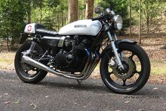 Suzuki GS1100 cafe racer AD & RM Motorcycle Co.: Photo