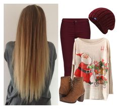 """""""Christmas Time ❤️"""" by niahoran1993 ❤ liked on Polyvore featuring Madden Girl and Keds"""