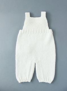 Baby romper Baby pants Baby overalls Knit baby by MaceriLT