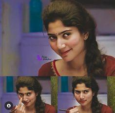 Hot Images Of Actress, Indian Actress Images, South Indian Actress, Hot Actresses, Indian Actresses, Sai Pallavi Hd Images, Beautiful White Dresses, Cute Couple Cartoon, Indian Bollywood Actress