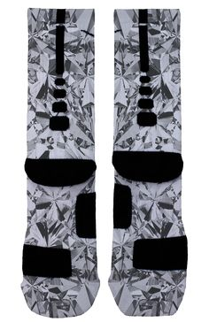Diamond Custom Nike Elites