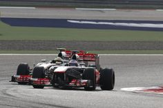 Button vs. Perez - 2013 Bahrain Formula 1 Grand Prix, Formula 1
