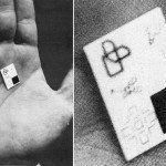 Un trazo hecho por Andy Warhol, que se envió de manera clandestina a la Luna, fue censurado por su peculiar forma fálica.