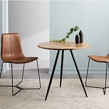 West Elm offers modern furniture and home decor featuring inspiring designs and colors. Create a stylish space with home accessories from West Elm. High Top Table Kitchen, High Top Tables, Patio Bar Set, Pub Table Sets, Patio Sets, West Elm, Expandable Dining Table, Mango, Contemporary Dining Table