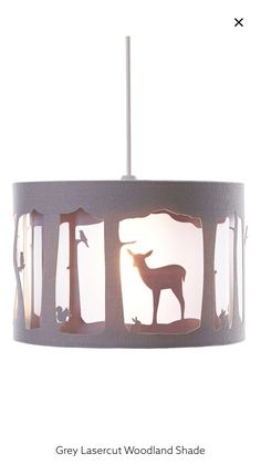 Fabulous Laura Ashley woodland lightI HAVE to have this! Reminds me of  QS32