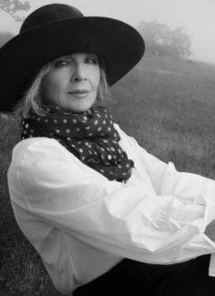 Diane Keaton - so damn cool
