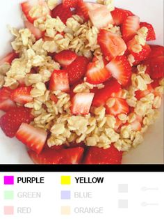{Strawberry+Oatmeal} plus LOADS of other 21 Day Fix #recipes #beachbody