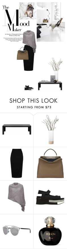 """In the Mood for Spring"" by teofilo-fradizela ❤ liked on Polyvore featuring Kartell, LSA International, Olympia Le-Tan, Fendi, Armani Collezioni, Marni and Christian Dior"