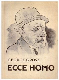 Book Covers by George Grosz