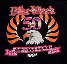 #Vintage #Daytona Beach #Motorcycle Bike Week! Like This? More GR8, Unique Stuff Here! http://myworld.ebay.com/lotstasell/