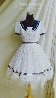 a012f3bcd8a sailor lolita yolanda Sailor Dress