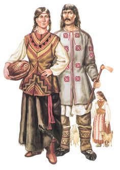 The earliest agriculturalists and pastoralists in the territory of Ukraine