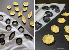 Delicatessen Diferentes: Mini tartaletas para aperitivo