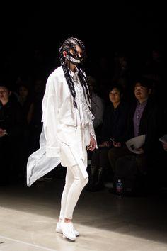 Amazon Fashion Week tokyo, CHANWOO LEE, japanese fashion, fashion show, korean fashion,tokyo fashion week