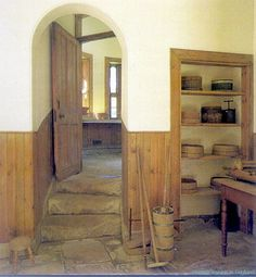 The Scullery, Brody Castle