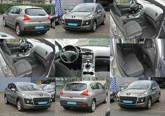 PEUGEOT 3008 1.6 HDI112 ACTIVE. Direction assistée; Airbag frontaux;ESP; Airbag latéraux;Fermeture centralisée; Airbags cond et passager;Indicateur T° extérieur; Allumage des feux auto;Jantes en alliage; Anti blocage système;Ordinateur de bord; ASR antipatinage;Régulateur - limiteur de vitesse; Autoradio avec lecteur cd;Rétroviseur int jour/nuit auto; Bluetooth;  AnnéeMai 2012 Kilométrage48 355 km EnergieDiesel TransmissionManuelle Nb de portes4 portes avec hayon