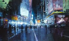 Monet+le+avrebbe+dipinte+così?+Splendide+città+americane+in+chiave+impressionista+-+jeremy1