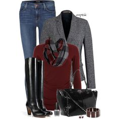 """""""We Can be Plaid"""" by exxpress on Polyvore"""