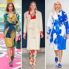 Les 18 tendances à retenir des défilés printemps/été 2015 - Marie Claire