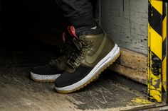 The Nike Lunar Force 1 Duckboot is available at our shop now! EU 42 - 46 | 180,-€