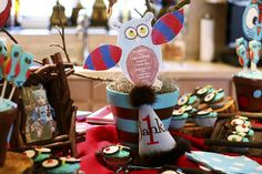 Owl 1st Bday Party Ideas