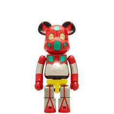 Medicom Super Alloyed Getter 1 Be@rbrick (Black 200%)