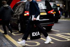 London Men's Fashion Week Fall 2016, Day 4 - -Wmag