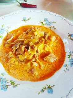 Thai Red Curry, Ethnic Recipes, Food, Eten, Meals, Diet