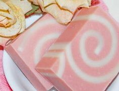 Champagne and Roses Handmade Soap Recipe