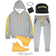 A set on Polyvore