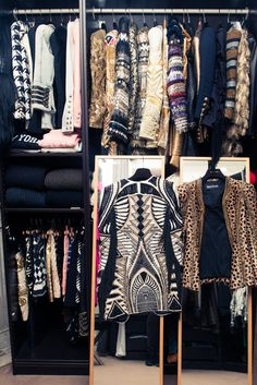 """""""The most sentimental pieces in my closet besides family jewelry, are gifts from designers and fashion icons. I have a Givenchy dress gifted to me by Anna Dello Russo, as well as some Balmain pieces gifted to me after being backstage and being told that I'm the perfect 'Balmain girl.' Can you imagine how happy I was?"""" http://www.thecoveteur.com/erica-pelosini-part-ii/"""