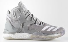 uk availability 7ecdd b42c5 adidas D Rose 7 GreyWhite D Rose Shoes, Bb Shoes, D Rose