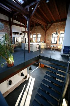 Magnifique Loft. Loft, Ideas, Home, House, Apartment, Decor, Decoration