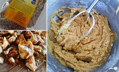 cashew cream cookies | tbsp of cookie dough into a ball and place onto the prepared cookie ...