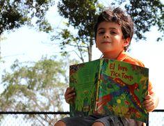 Spanish Book Review : El Loro Tico Tango – #Giveaway