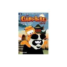 I'm learning all about The Garfield Show 4 (Hardcover) at @Influenster!