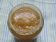 Jak připravit jablečná povidla bez míchání | recept | jaktak.cz Pudding, Sugar, Desserts, Petra, Food, Syrup, Tailgate Desserts, Deserts, Custard Pudding