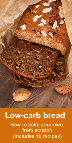 In-depth guide to baking low-carb bread from scratch